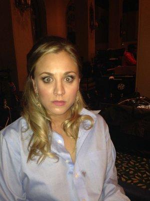 Fotos íntimas vazadas de Kaley Cuoco, a Penny de The Big Bang Theory