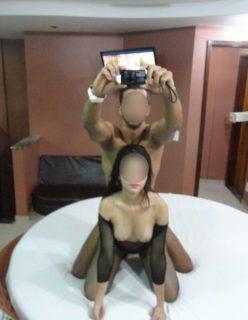 Fotos de sexo caseiro com a noiva safada no motel