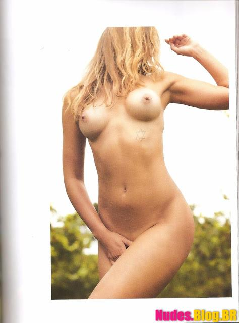 Leticia Datena nua na Playboy Abril 2017 Fotos Grátis + vídeo Making Of