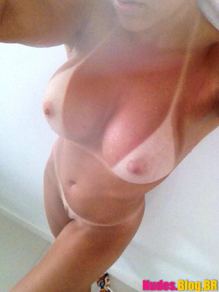 Fotos amadoras da peituda gostosa mandando nudes