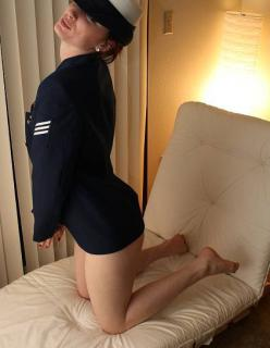 Aeromoça tesuda mandou nudes